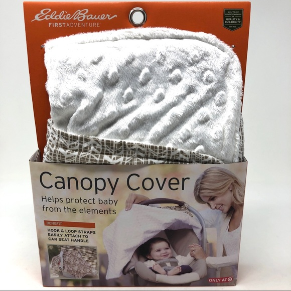 Awesome Eddie Bauer Baby Car Seat Canopy Cover Paisley Nwt Cjindustries Chair Design For Home Cjindustriesco